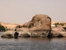 Asuan 1 katarakta wyspa słonia