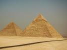 Giza Piramidy