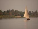 Faluka na Nilu