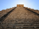 Chichen-itza Majowie Piramida