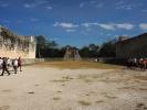 Chichen-itza Majowie boisko do pelota