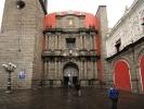 Puebla Kosciol Santa Domingo