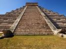 Chichen-itza Majowie Piramida Kukulkan