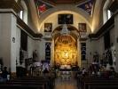 Mitli Zapotekow i Mistekow centrum religijne i nekropolia Kościół na terenie wykopalisk