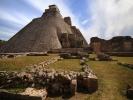 Uxmal Piramida Wrozbity