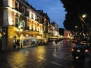Puebla nocą