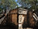 Chichen-itza Majowie przed osarium
