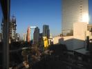 Stolica Meksyku z okna hotelu