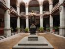 Oaxaca Prezydnet Meksyku z pochodzenia indianin