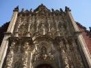 Stolica Meksyku Kaplica przy Katedrze