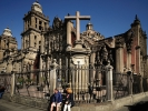 Stolica Meksyku Kaplica i Katedra
