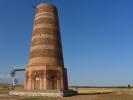 Miasto Balasagun wieża Burana służyło jako minaret
