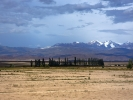 W drodze do jeziora Issyk-Kul z Biszkeku