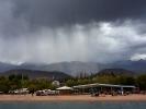 Hotel nad jeziorem Issyk-Kul - ciepla woda
