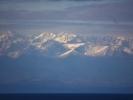 Góry z hotelu jez Issyk-Kul 1600 npm
