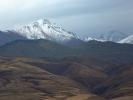 W drodze do doliny Djety Oguz