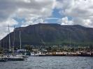 Hout Bay z łodzi