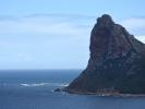 Hout Bay - widać wyspy fok