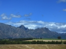 Droga do Kapsztadu z Stellenbosch