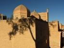 Buchara meczet Magoki-Attori z muzeum dywanów
