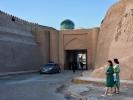 Chiwa mury Wewnętrznego Miasta - Iczan Kala – cytadeli jedna z 4 bram
