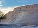 Chiwa mury Wewnętrznego Miasta - Iczan Kala – cytadeli