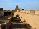 Chiwa Wewnętrzne Miasto - Iczan Kala – cytadela mury obronne