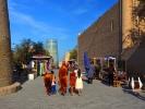 Chiwa Wewnętrzne Miasto - Iczan Kala – cytadela