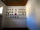 Chiwa Wewnętrzne Miasto - Iczan Kala – cytadela sala tronowa sułtana