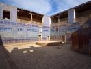 Chiwa Wewnetrzne Miasto - Iczna Kala rezydencja Chana podworzec