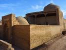 Chiwa Wewnetrzne Miasto - Iczna Kala stary meczet nie odrestaurowny