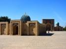 Taszkient kompleks Khazrati Imam - meczet i medresa Kukeldesz XVI medresa i budynek z koranem
