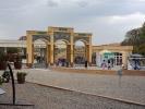 Samarkanda wejscie do bazaru Siab
