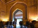 pl Registan, mauzelem Gur-e Amir, medresy, zbud Tamerlan 1404 r