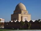 Samarkanda, na przeciwko Mauzoleum Gur Emir grobowiec timura XIV - XV