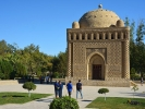 Mauzeleum Ismaela Samaniego - zaloz perskiej dynastii Samanidów