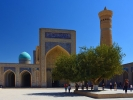 Buchara kompleks Kalon - meczet Kalon i minater